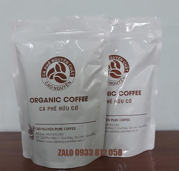 Cà phê hữu cơ