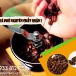 Cà phê nguyên chất quận 2