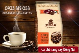 Cà phê rang xay Đồng Nai