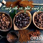 Cung cấp cà phê rang xay