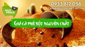 Gọi 0933 812 058 để biết giá bột cà phê nguyên chất