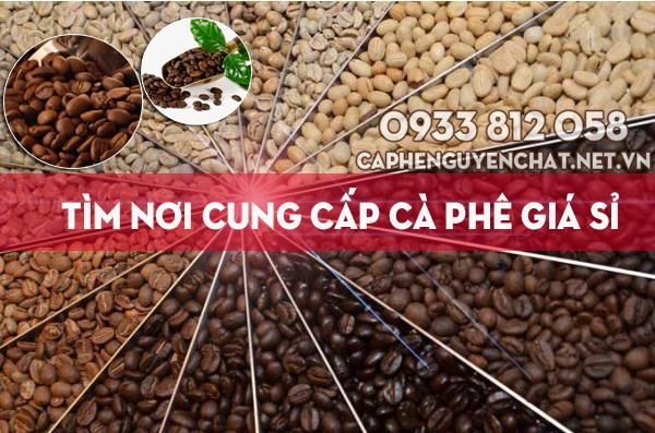 Tìm nơi cung cấp cà phê giá sỉ - Liên hệ ngay: 0933 812 058