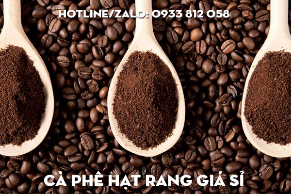 Cà phê Moka Cầu Đất rang mộc