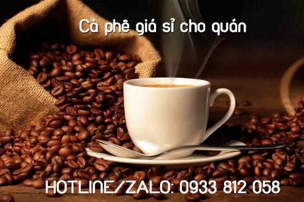 Cà phê giá sỉ cho quán