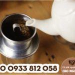 Cách pha cafe phin ngon
