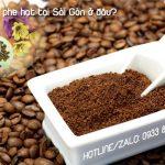 Mua cà phê hạt ở đâu tại Sài Gòn