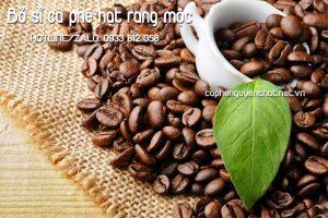 Sỉ cà phê hạt rang mộc