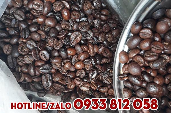 Giá cà phê hạt rang mộc bao nhiêu