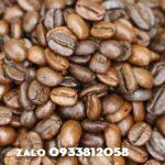 Cung cấp sỉ cà phê Moka Cầu Đất hạt rang mộc