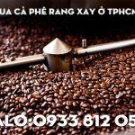 Mua cà phê rang xay ở TPHCM