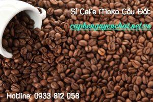Sỉ cafe Moka Cầu Đất